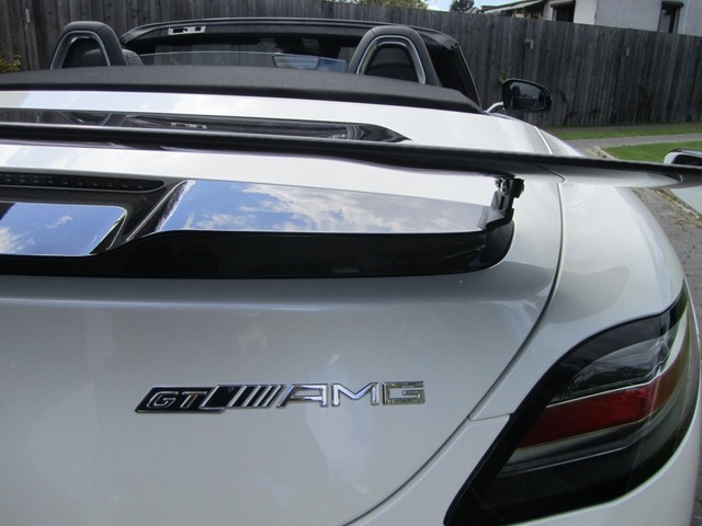 Mercedes-Benz SLS AMG Roadster Final Edition!NETTO 231.000,- (Bild 12)