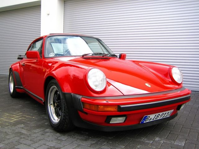 Porsche 930 911 TURBO DEUTSCH SCHECKHEFT CLASSIC DATA 2+