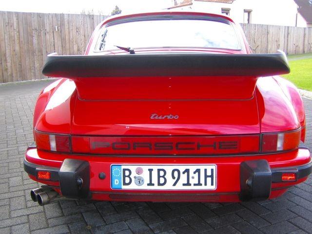 Porsche 930 911 TURBO DEUTSCH SCHECKHEFT CLASSIC DATA 2+ (Bild 5)