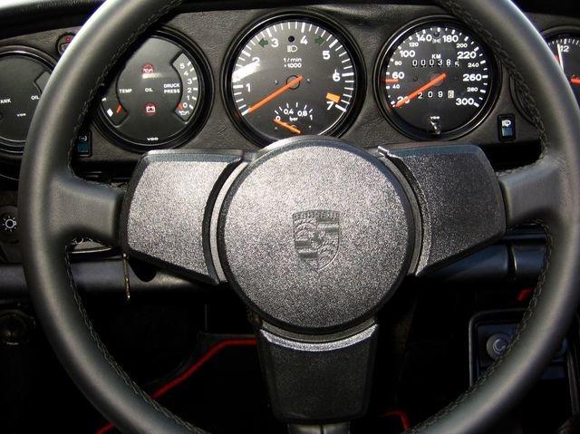 Porsche 930 911 TURBO DEUTSCH SCHECKHEFT CLASSIC DATA 2+ (Bild 13)