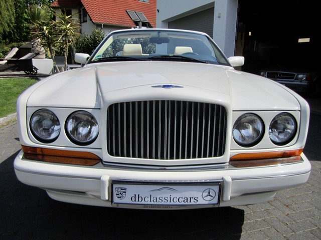 Bentley Azure Deutsche EZ! Unfallfrei+Scheckheft! CD2+ (Bild 2)