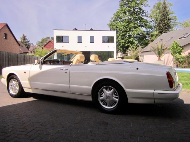 Bentley Azure Deutsche EZ! Unfallfrei+Scheckheft! CD2+ (Bild 4)