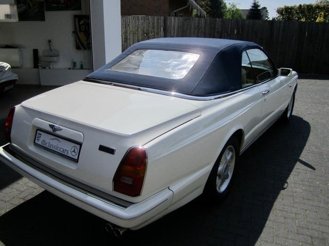 Bentley Azure Deutsche EZ! Unfallfrei+Scheckheft! CD2+ (Bild 12)