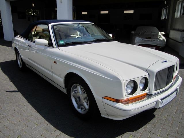 Bentley Azure Deutsche EZ! Unfallfrei+Scheckheft! CD2+ (Bild 16)