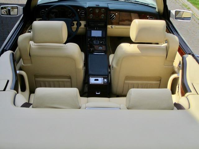 Bentley Azure Deutsche EZ! Unfallfrei+Scheckheft! CD2+ (Bild 21)