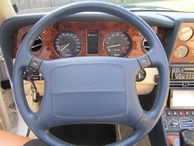 Bentley Azure Deutsche EZ! Unfallfrei+Scheckheft! CD2+ (Bild 25)