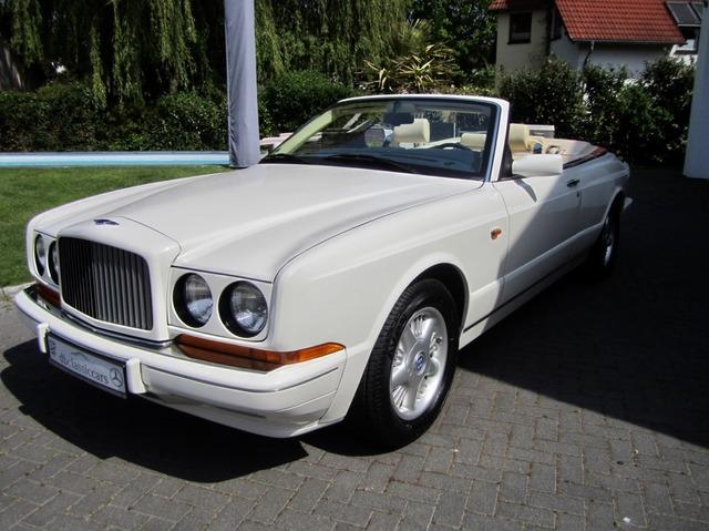 Bentley Azure Deutsche EZ! Unfallfrei+Scheckheft! CD2+ (Bild 3)