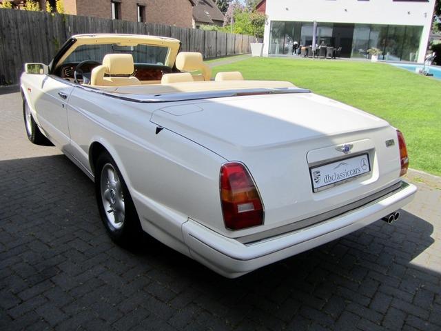 Bentley Azure Deutsche EZ! Unfallfrei+Scheckheft! CD2+ (Bild 5)