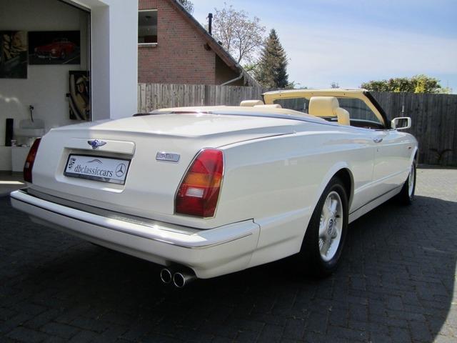 Bentley Azure Deutsche EZ! Unfallfrei+Scheckheft! CD2+ (Bild 7)