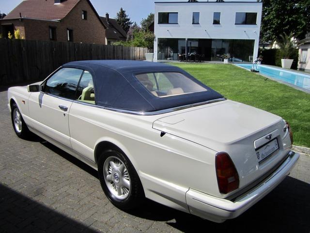 Bentley Azure Deutsche EZ! Unfallfrei+Scheckheft! CD2+ (Bild 11)