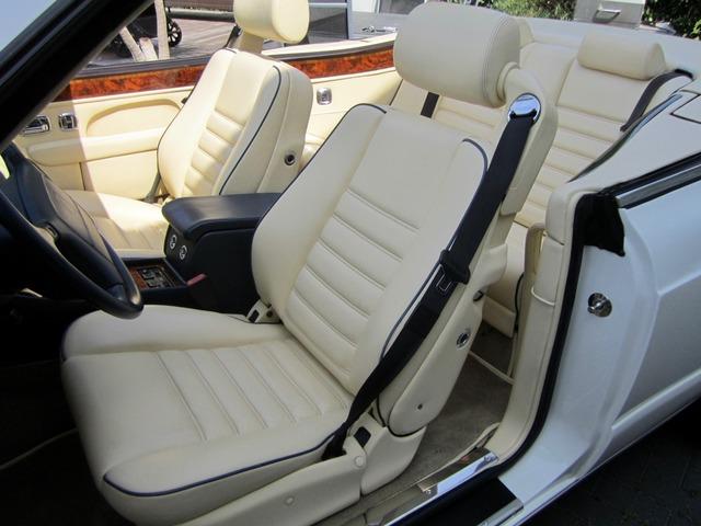 Bentley Azure Deutsche EZ! Unfallfrei+Scheckheft! CD2+ (Bild 20)
