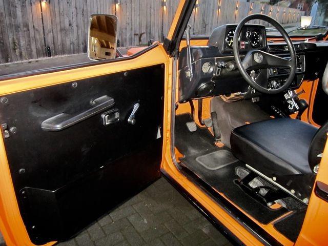 Mercedes-Benz G-Modell Cabrio G 250 Wolf Neuzustand (Bild 10)