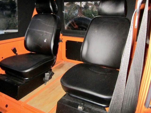 Mercedes-Benz G-Modell Cabrio G 250 Wolf Neuzustand (Bild 12)