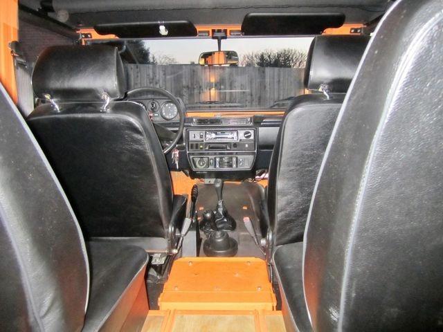 Mercedes-Benz G-Modell Cabrio G 250 Wolf Neuzustand (Bild 22)