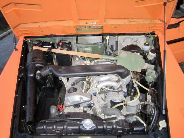 Mercedes-Benz G-Modell Cabrio G 250 Wolf Neuzustand (Bild 28)