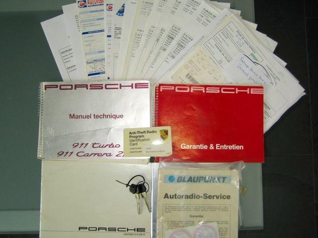 Porsche 964 / 911 TURBO SPEEDLINE SCHECKHEFT+UNFALLFREI! (Bild 17)