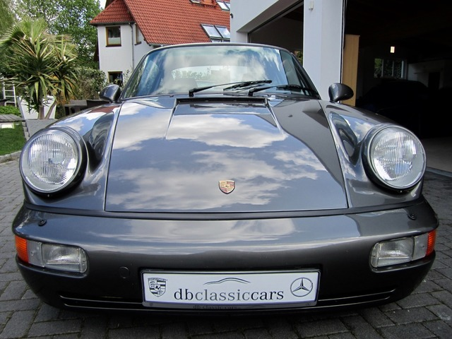 Porsche 964 / 911 TURBO SPEEDLINE SCHECKHEFT+UNFALLFREI! (Bild 3)