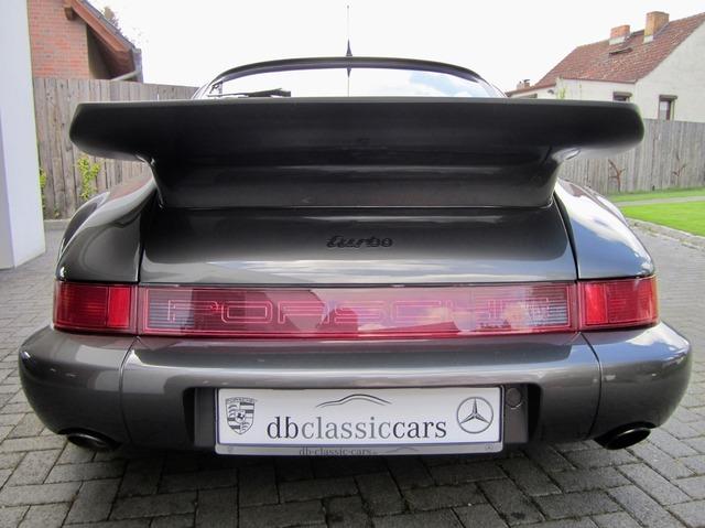 Porsche 964 / 911 TURBO SPEEDLINE SCHECKHEFT+UNFALLFREI! (Bild 6)