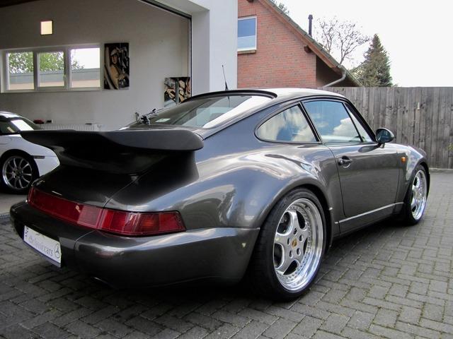 Porsche 964 / 911 TURBO SPEEDLINE SCHECKHEFT+UNFALLFREI! (Bild 4)