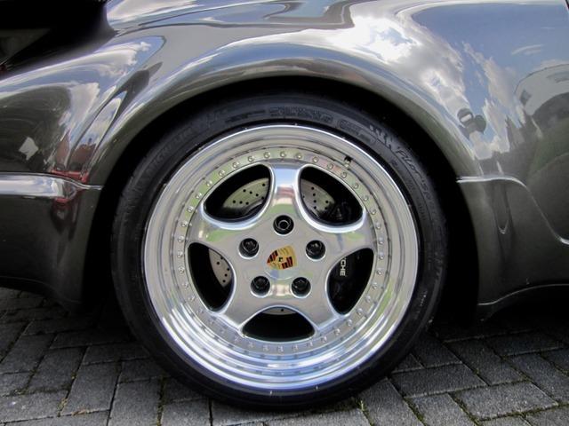 Porsche 964 / 911 TURBO SPEEDLINE SCHECKHEFT+UNFALLFREI! (Bild 9)