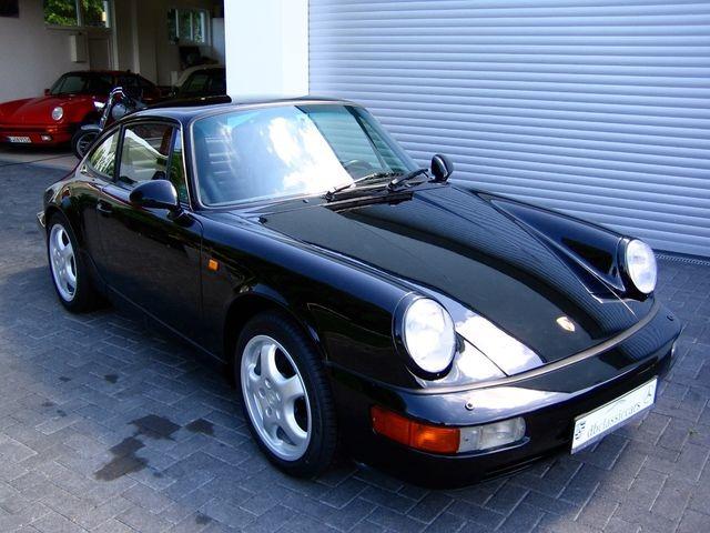 Porsche 964 1.HAND+SCHECKHEFT+UNFALLFREI VERKAUFT SOLD! (Bild 1)