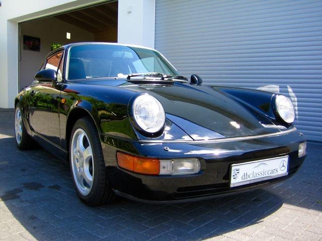 Porsche 964 1.HAND+SCHECKHEFT+UNFALLFREI VERKAUFT SOLD! (Bild 2)