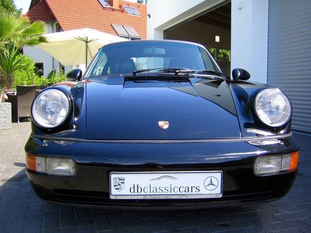 Porsche 964 1.HAND+SCHECKHEFT+UNFALLFREI VERKAUFT SOLD! (Bild 3)