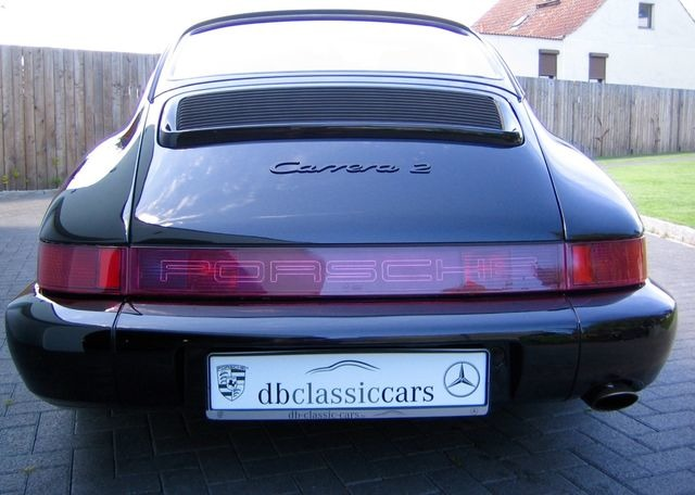 Porsche 964 1.HAND+SCHECKHEFT+UNFALLFREI VERKAUFT SOLD! (Bild 7)