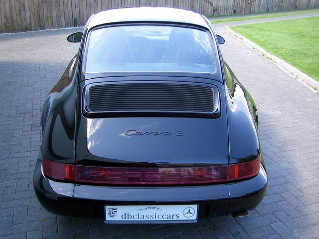 Porsche 964 1.HAND+SCHECKHEFT+UNFALLFREI VERKAUFT SOLD! (Bild 8)