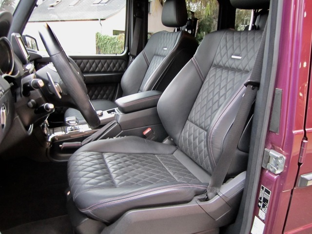 Mercedes-Benz G 63 AMG DESIGNO CRAZY COLOR EDITION! VERKAUFT ! (Bild 12)