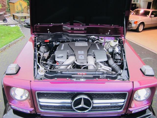 Mercedes-Benz G 63 AMG DESIGNO CRAZY COLOR EDITION! VERKAUFT ! (Bild 30)