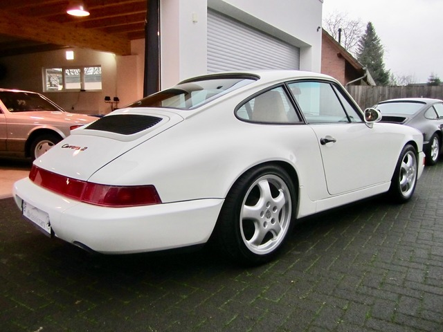 Porsche 964 911 Carrera 2 Coupe 1.HAND+UNFALLFREI! CD 2+ (Bild 7)