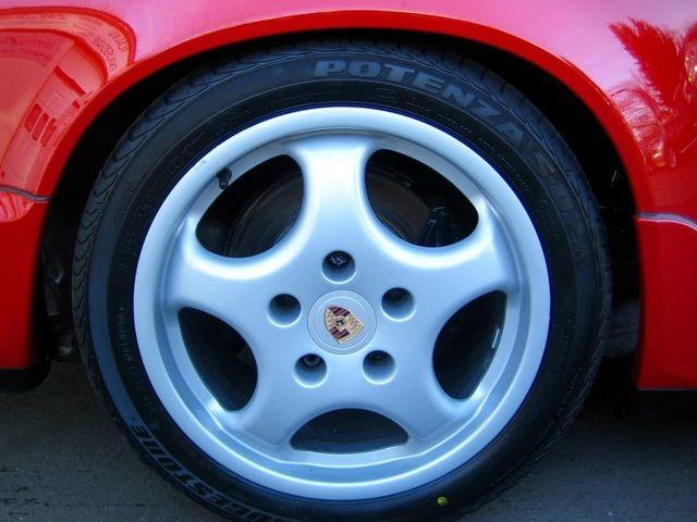 Porsche 964 911 Carrera 2 1.HAND+SCHECKHEFT+UNFALLFREI! (Bild 6)