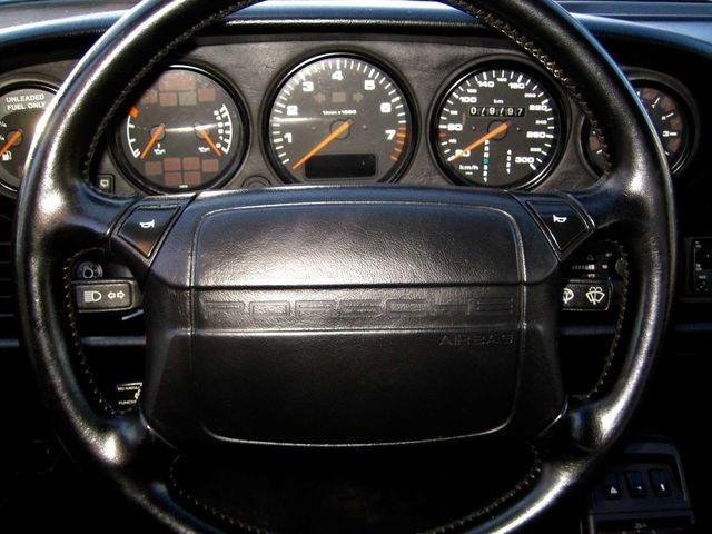 Porsche 964 911 Carrera 2 1.HAND+SCHECKHEFT+UNFALLFREI! (Bild 11)
