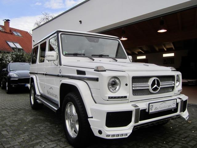 Mercedes-Benz G 55 AMG G 63 Facelift SOLD /VERKAUFT! (Bild 1)