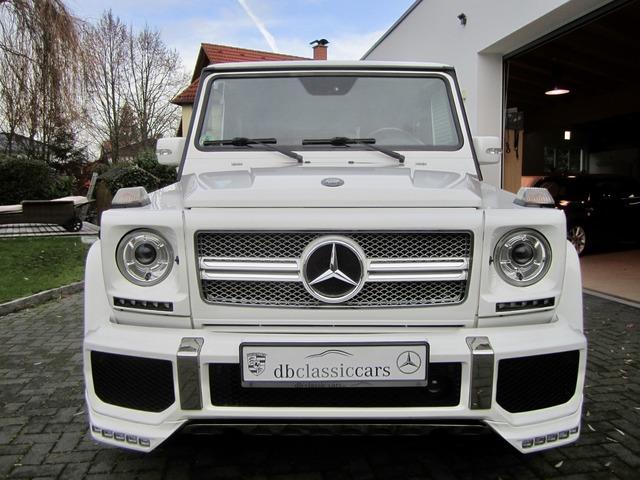Mercedes-Benz G 55 AMG G 63 Facelift SOLD /VERKAUFT! (Bild 2)