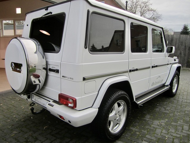 Mercedes-Benz G 55 AMG G 63 Facelift SOLD /VERKAUFT! (Bild 7)
