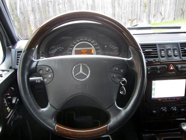 Mercedes-Benz G 55 AMG G 63 Facelift SOLD /VERKAUFT! (Bild 11)