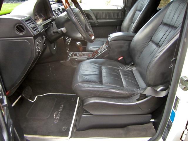 Mercedes-Benz G 55 AMG G 63 Facelift SOLD /VERKAUFT! (Bild 13)