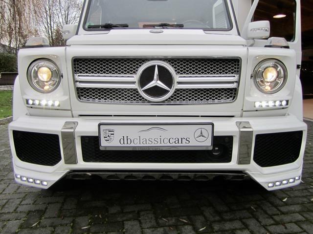 Mercedes-Benz G 55 AMG G 63 Facelift SOLD /VERKAUFT! (Bild 24)