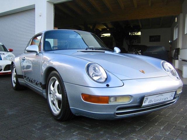 Porsche 993 911 SD+SCHECKHEFT Verkauft Sold!