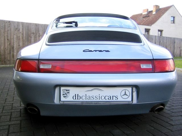 Porsche 993 911 SD+SCHECKHEFT Verkauft Sold! (Bild 6)