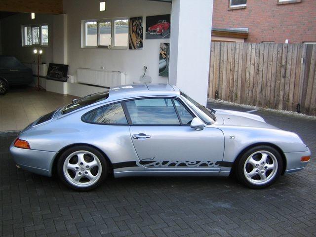 Porsche 993 911 SD+SCHECKHEFT Verkauft Sold! (Bild 8)
