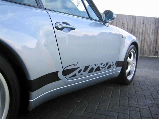 Porsche 993 911 SD+SCHECKHEFT Verkauft Sold! (Bild 9)