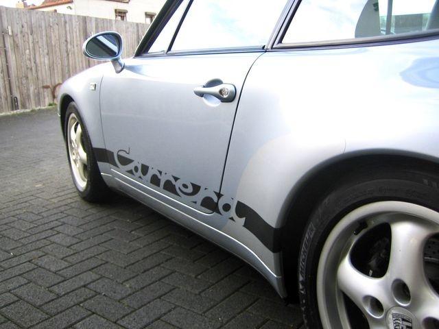 Porsche 993 911 SD+SCHECKHEFT Verkauft Sold! (Bild 11)