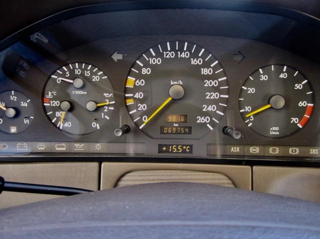 Mercedes-Benz S 500 / 500 SEC COUPE SAMMLERZUSTAND org.69745km (Bild 12)