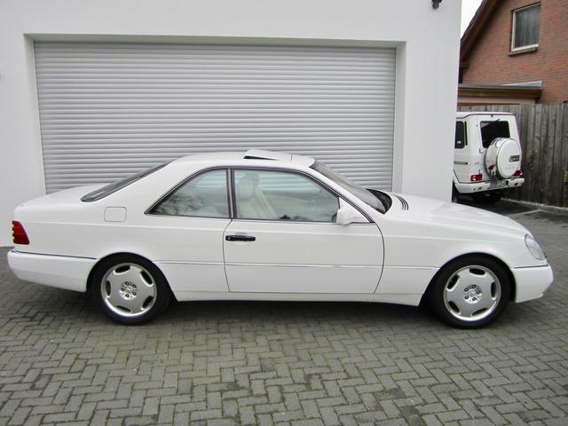 Mercedes-Benz S 500 / 500 SEC COUPE SAMMLERZUSTAND org.69745km (Bild 6)