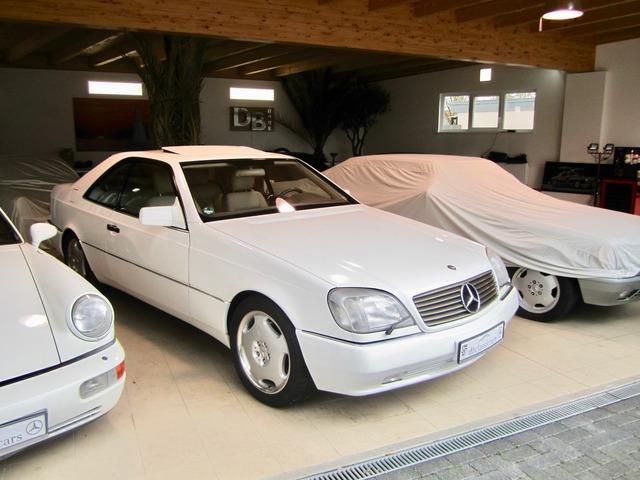Mercedes-Benz S 500 / 500 SEC COUPE SAMMLERZUSTAND org.69745km (Bild 2)