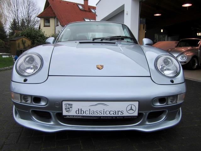 Porsche 993 911 4S  RS-Coupe Scheckheft+Unfallfrei+CD 2+ (Bild 2)