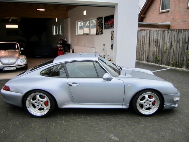 Porsche 993 911 4S  RS-Coupe Scheckheft+Unfallfrei+CD 2+ (Bild 8)